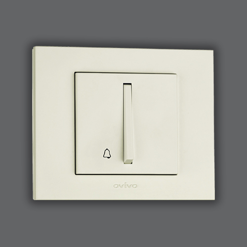 CONRTOL SWITCH BELL - WHITE